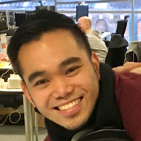 Simon Fung<small>デプロイメント責任者</small>