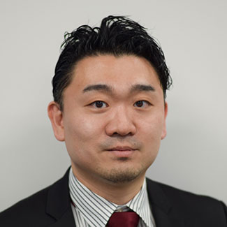 Daisuke Kitamoto<small>日本</small><small>カスタマーサクセス担当</small><small>バイスプレジデント</small>